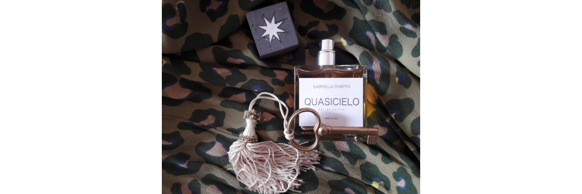 Quasicielo by Gabriella Chieffo
