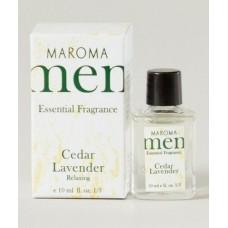 CEDRO LAVANDA - MAROMA - PROFUMO OLIO 10 ML - Cedar Lavender