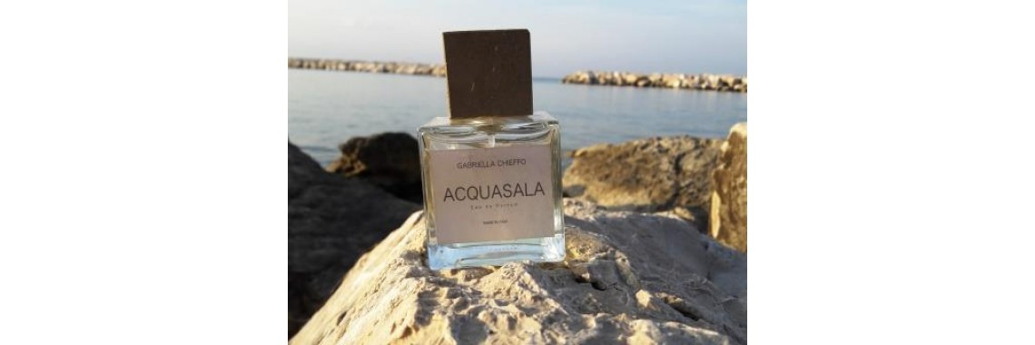 Acquasala by Gabriella Chieffo
